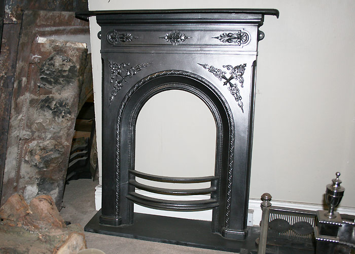 Victorian bedroom fireplace Victorian fireplace restoration