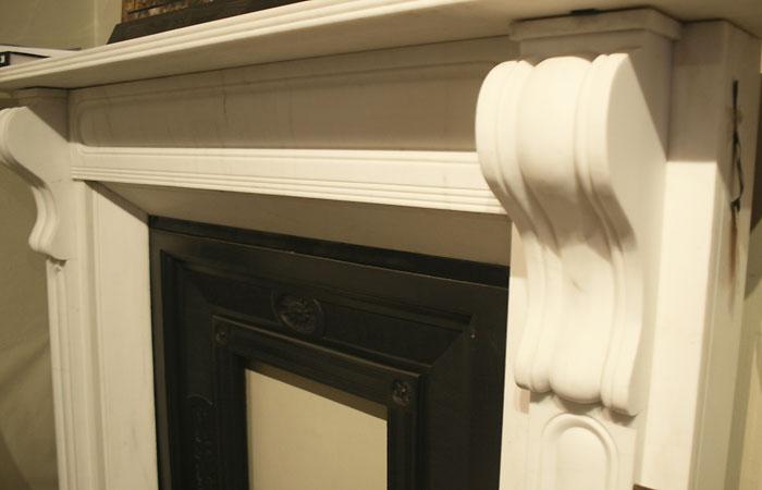 Marble Fireplace Twentyone